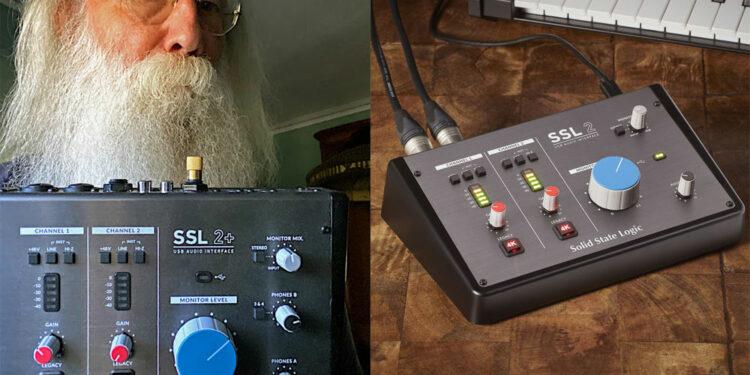 Лиланд Склар SSL 2+
