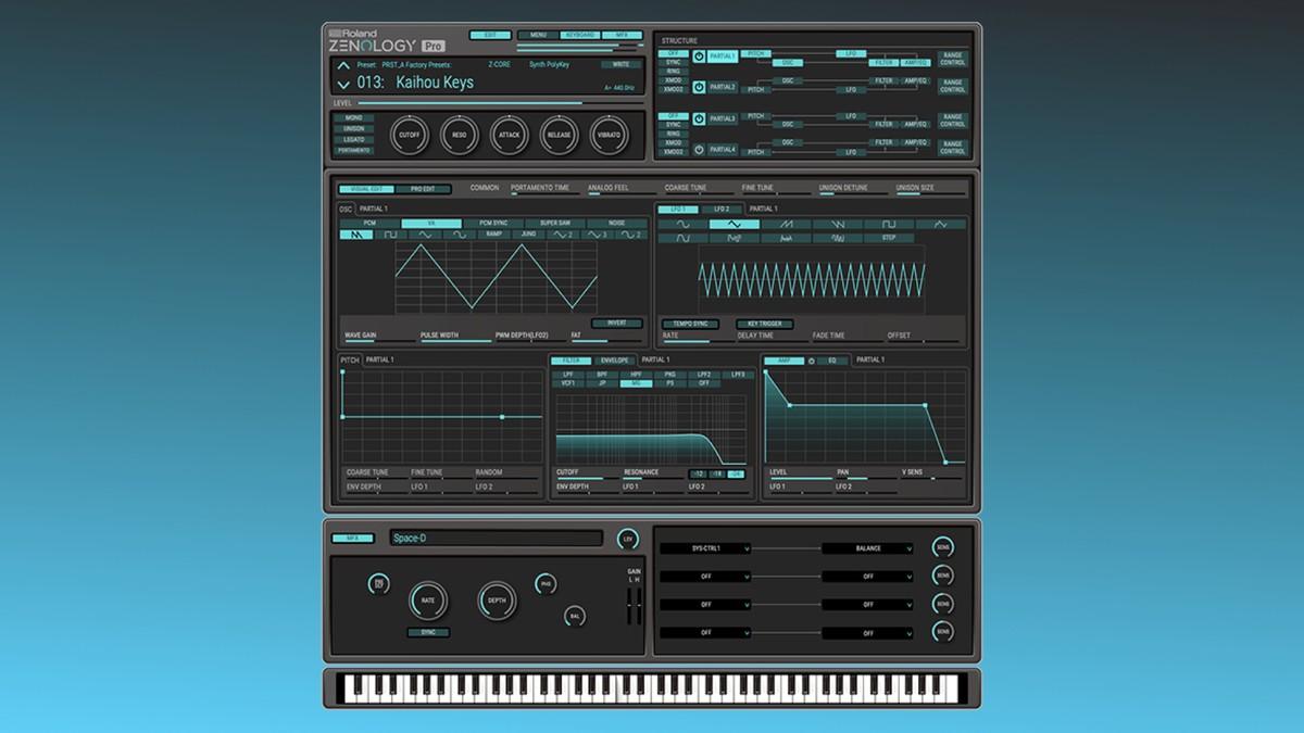 Roland Zenology Pro 2.0