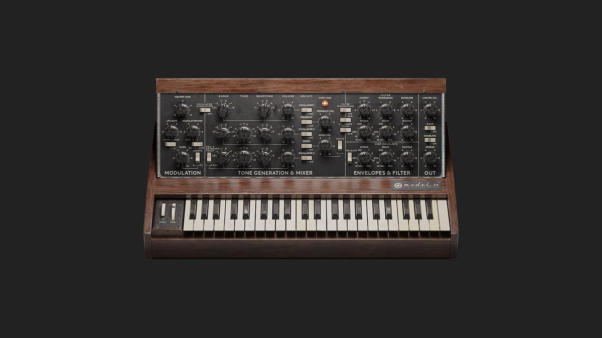 Softube Model 72 Minimoog Synth