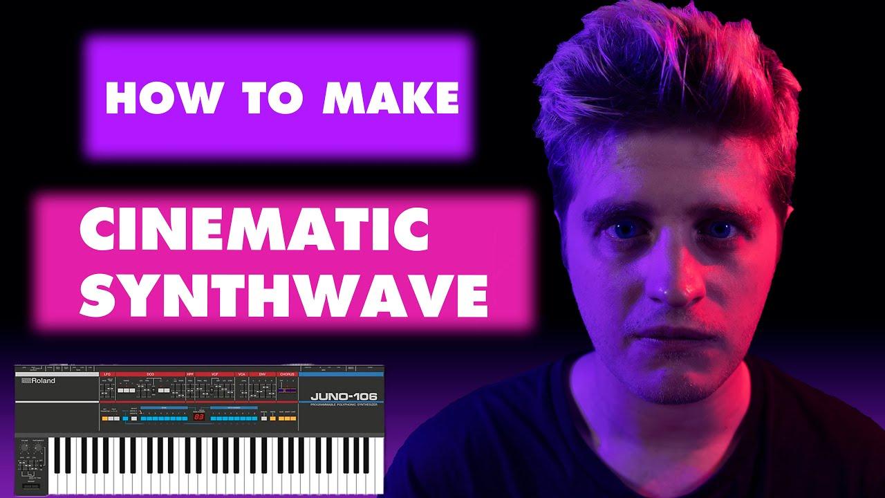 Как написать синематик синтвейв-трек в Ableton Live 10