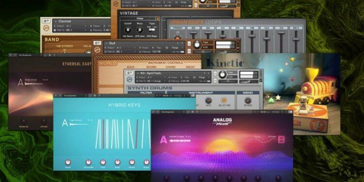 Audio Plugin Deals бесплатно раздаёт Native Instruments Komplete Start, синтезатор Dexed и ещё два неплохих плагина