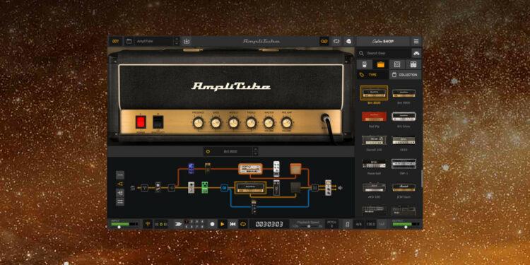 IK Multimedia AmpliTube 5
