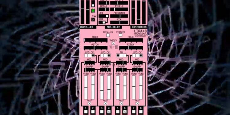 Mike Moreno LIRA-8 SOMA LABS LYRA-8 EMULATION