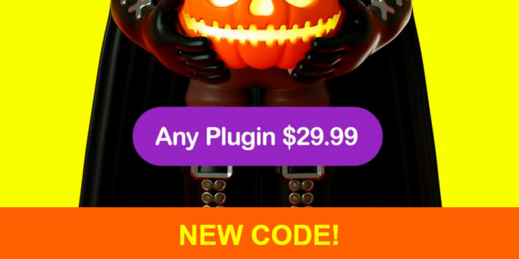 Ваучер Plugin Alliance на скидку $29