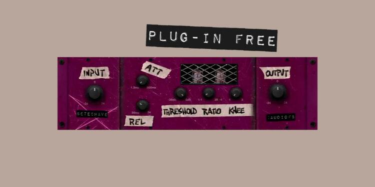 Бесплатный VST-компрессор Audio Fusion Bureau SeteChave
