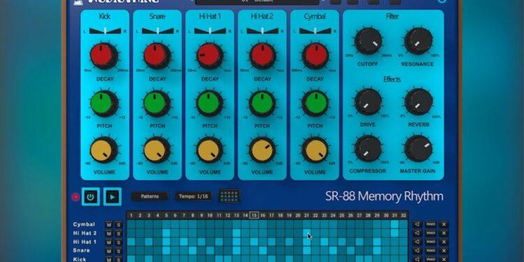 AudioThing SR-88 можно скачать бесплатно в течение суток
