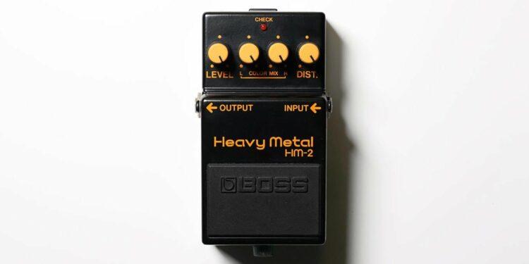 BOSS перевыпустит HM-2 Heavy Metal в рамках серии Waza Craft
