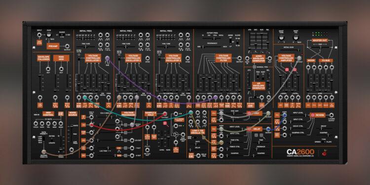VST-синтезатор Cherry Audio CA2600