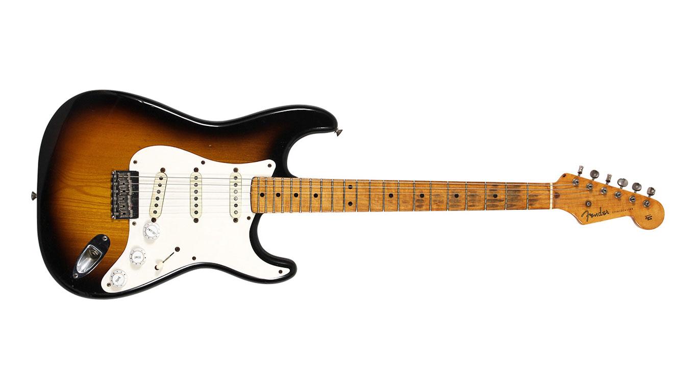 Eric Clapton 1954 Fender Stratocaster Slowhand