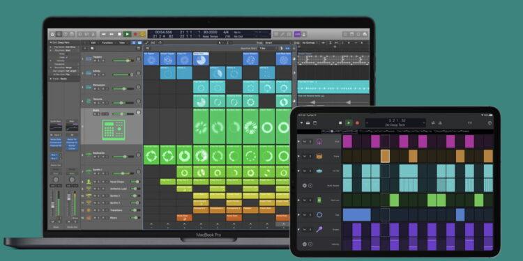 Logic Pro X 10.6 что нового