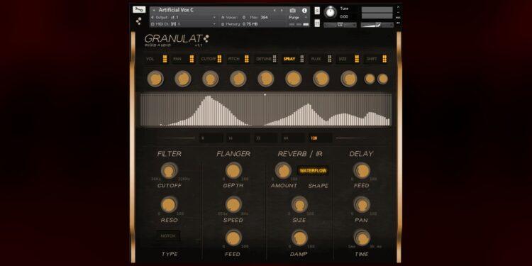 Rigid Audio Granulat скачать бесплатно