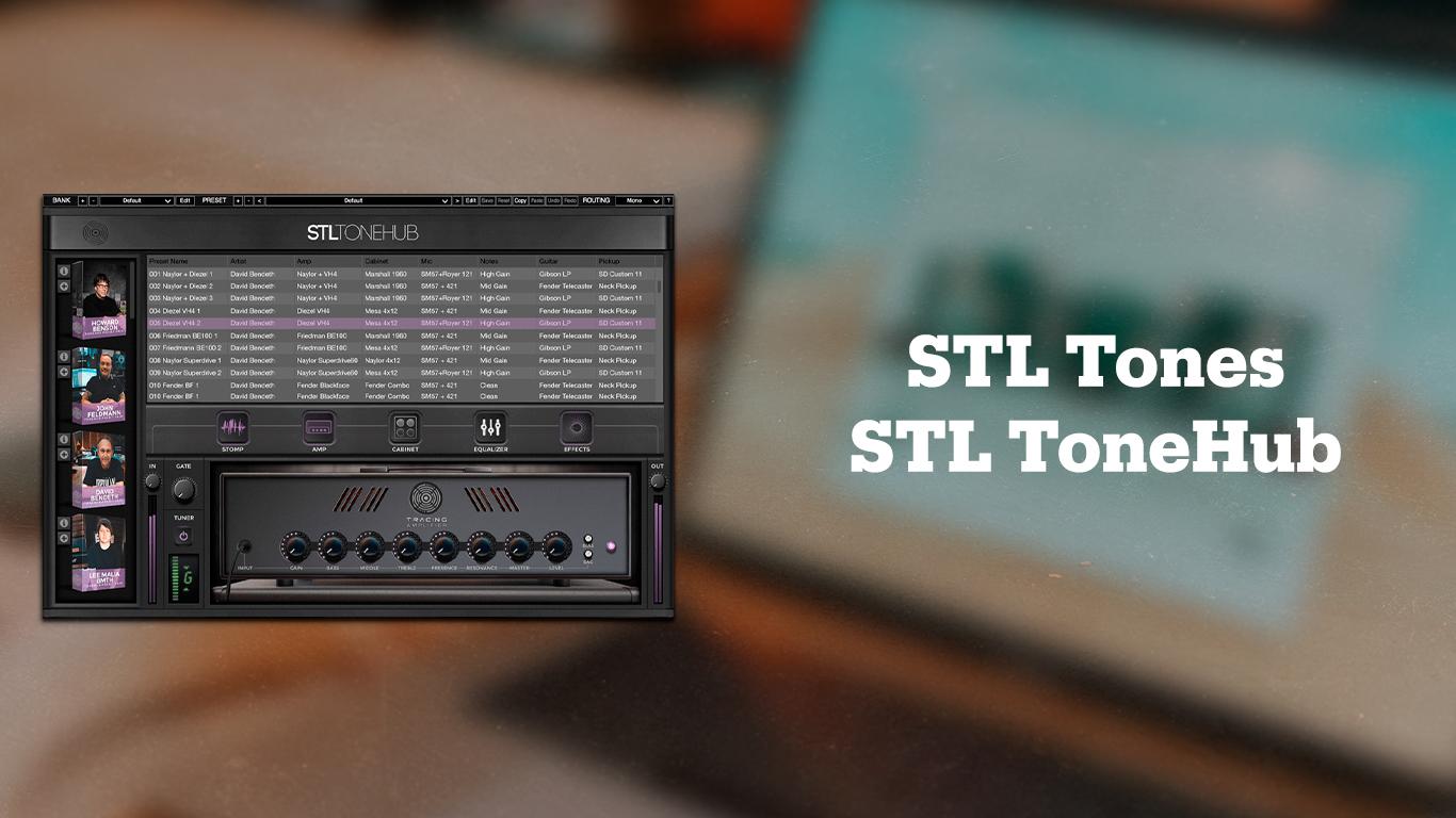 STL Tones STL ToneHub