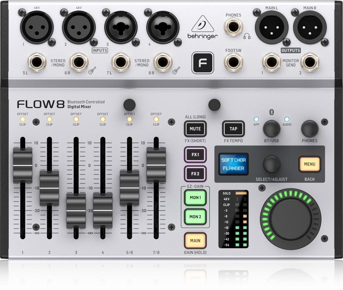 Цифровой микшер Behringer FLOW8