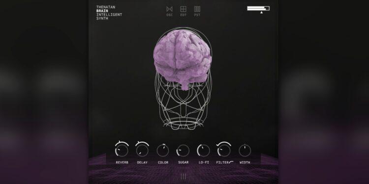 Thenatan Brain синтезатор с искусственным интеллектом