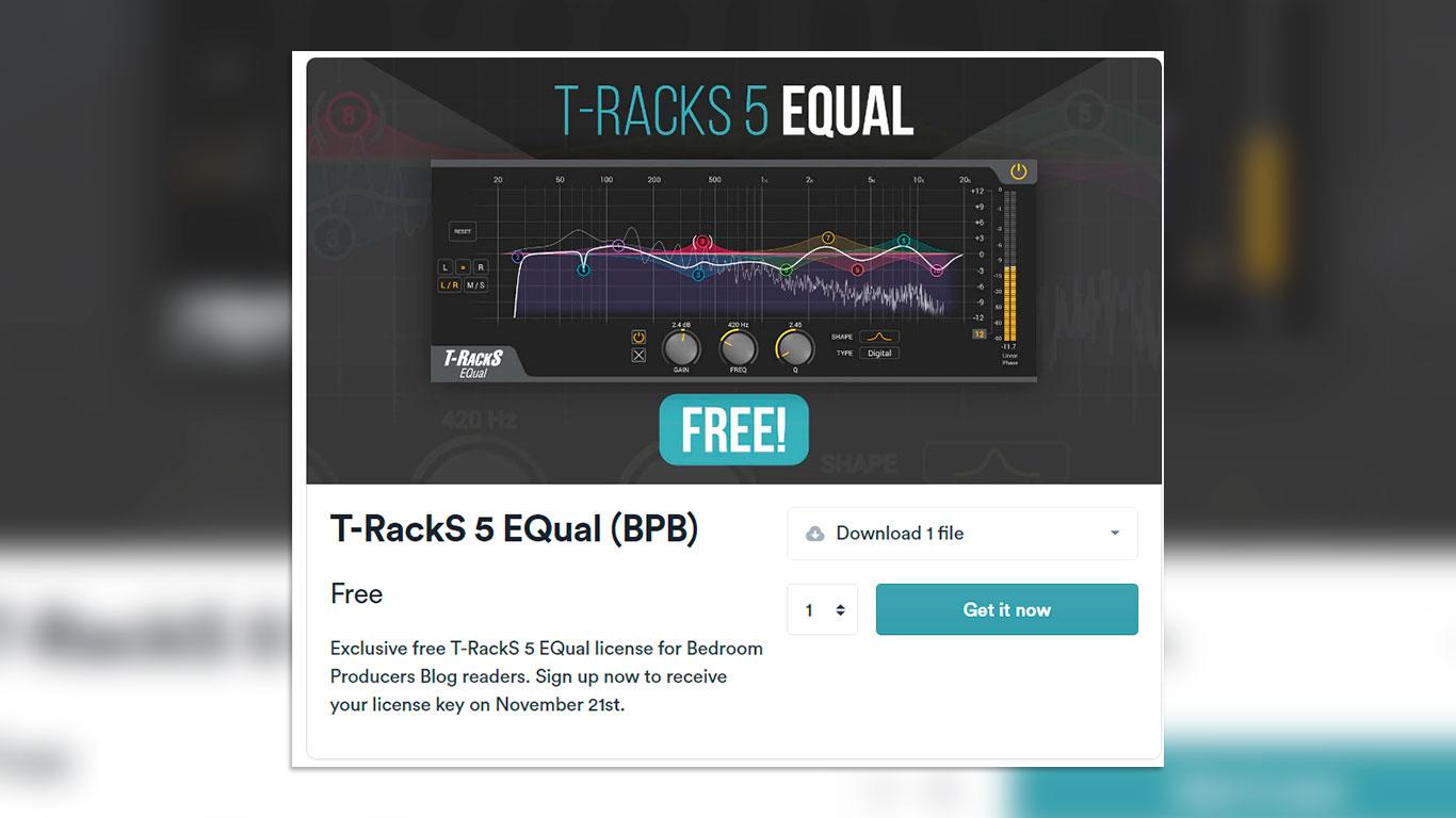 t-racks 5 equal скачать бесплатно bedroom producers blog