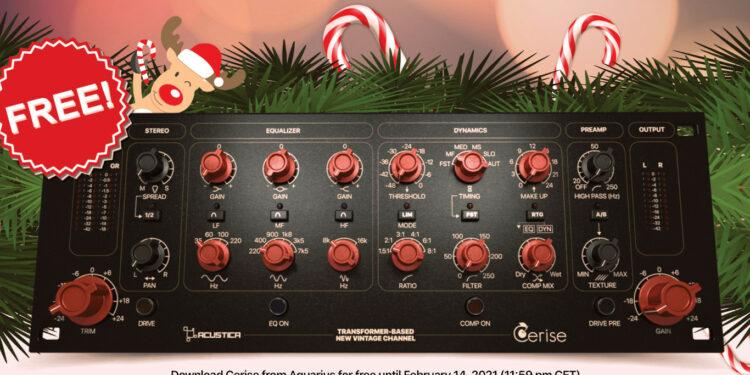 Acustica Audio Cerise скачать бесплатно до 14 февраля 2021