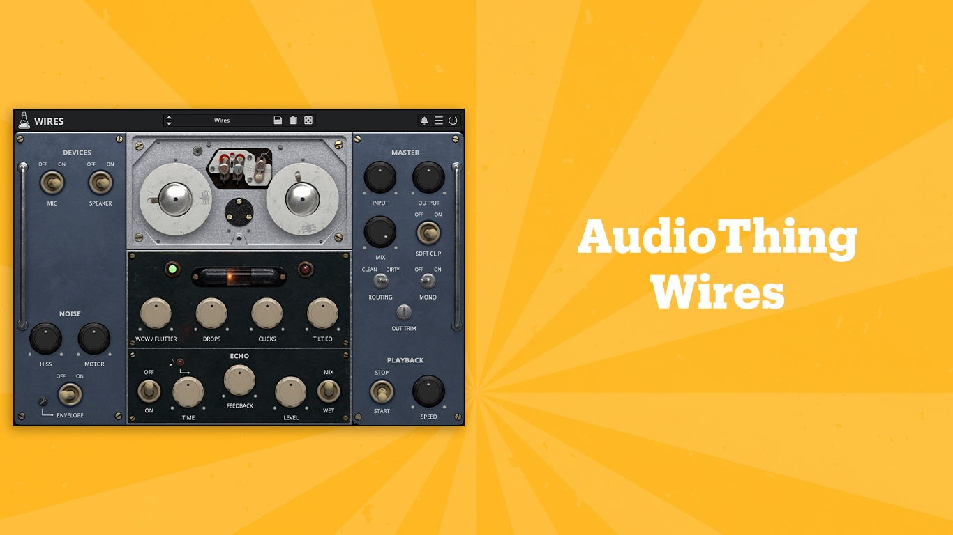 AudioThing Wires