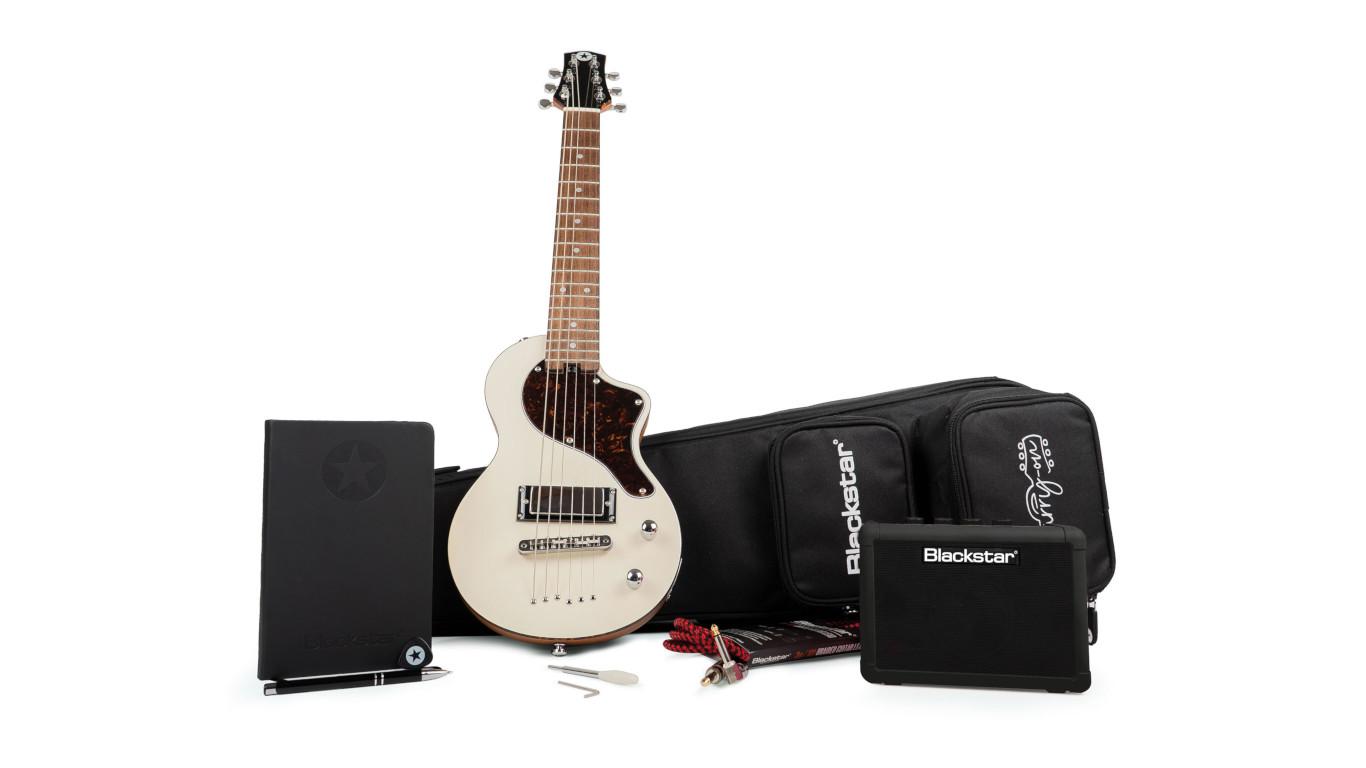 Blackstar Carry-on трэвел-гитара
