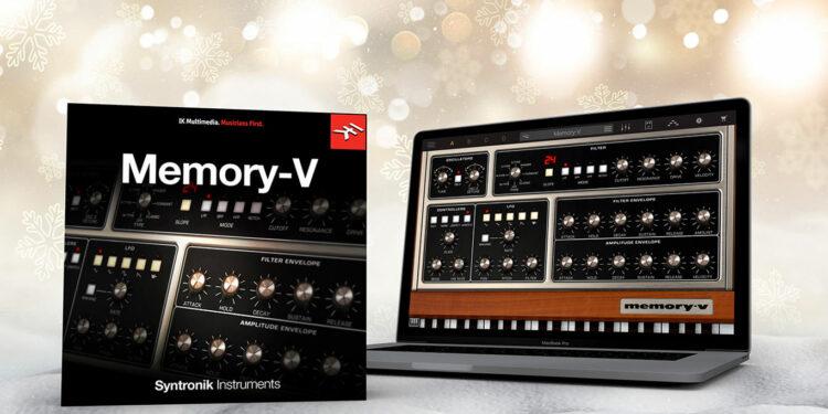 IK Multimedia Memory-V скачать бесплатно до 30 декабря 2020