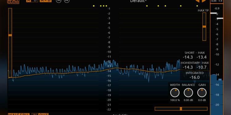 LVC Audio LVC-Meter