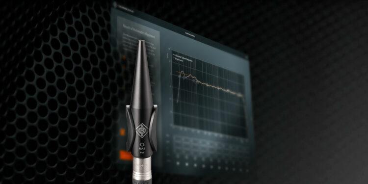 Neumann MA 1 система калибровки звучания мониторов