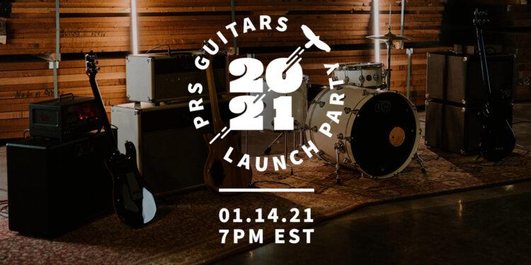 PRS Virtual 2021 Launch Party