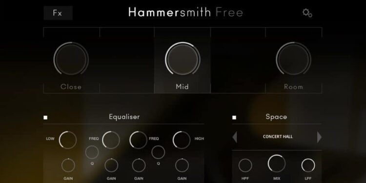 Soniccouture Hammersmith Free бесплатный VST-рояль
