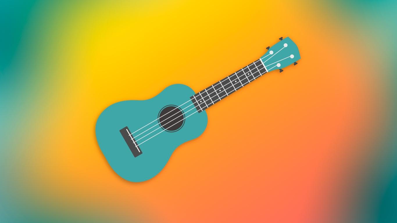 Укулеле с гитарным корпусом