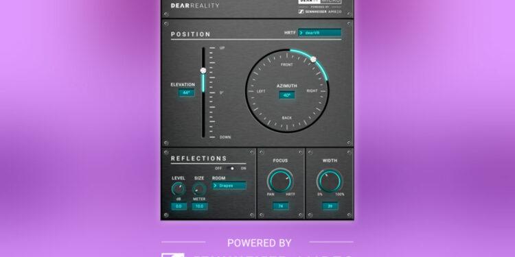 dearVR MICRO бесплатный плагин для работы с бинауральным аудио
