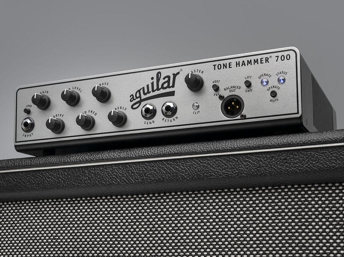 Aguilar Tone Hammer Head