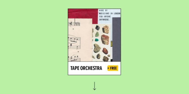 Бесплатный оркестр Spitfire Audio LABS Tape Orchestra
