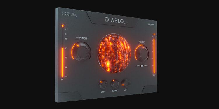 Cymatics Diablo Lite бесплатный плагин