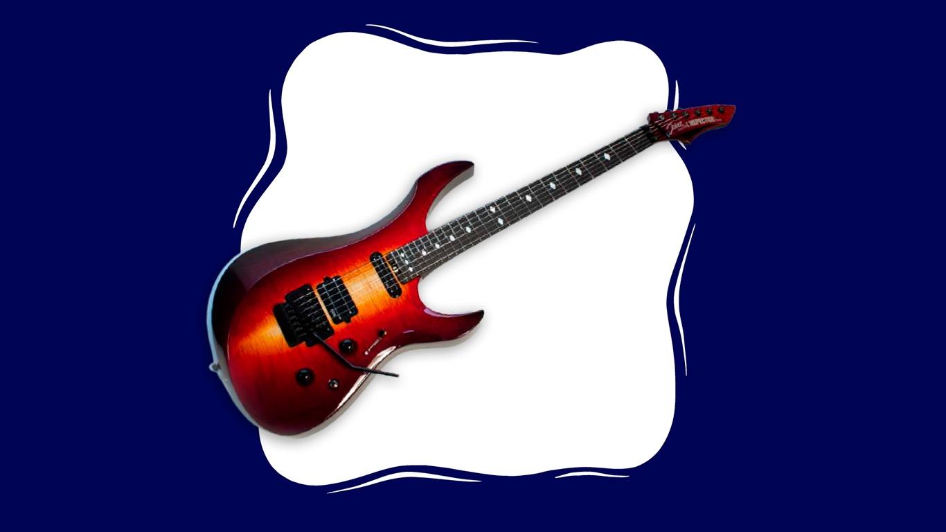 Российские гитары Inspector Guitars