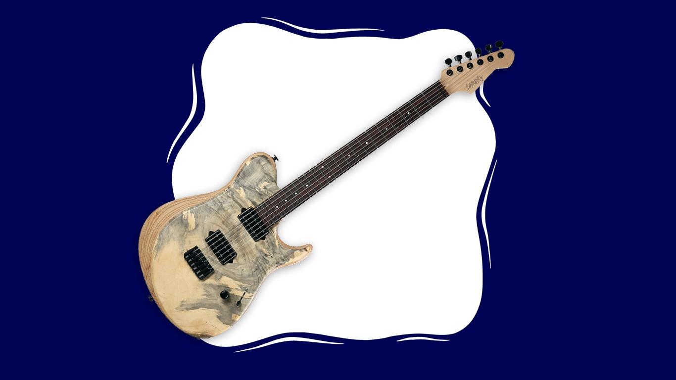 Электрогитара Lepsky Guitars Modern Tele