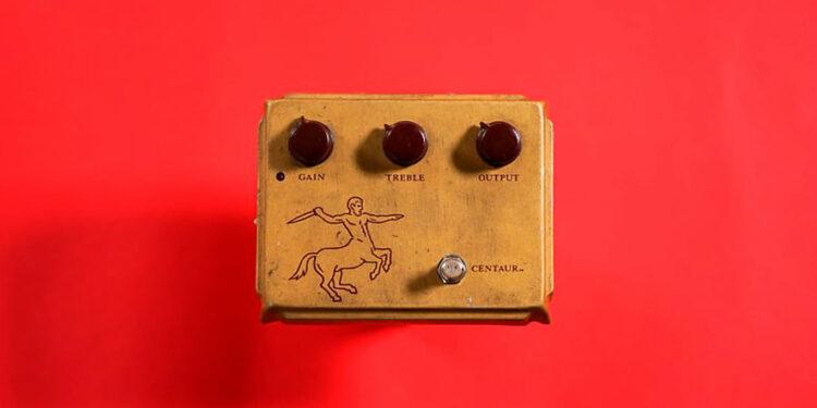 Педаль эффектов Klon Centaur #2