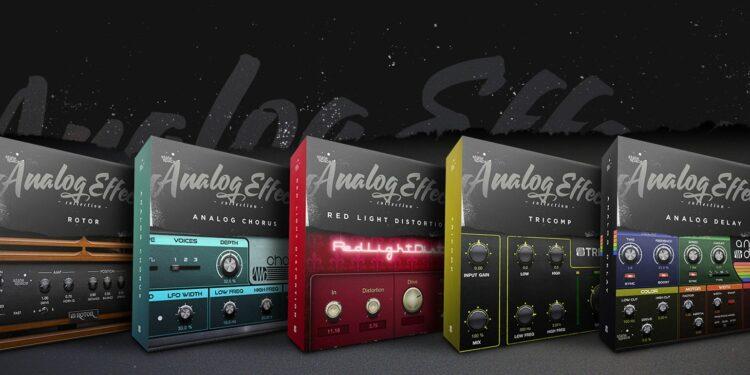 PreSonus Analog Effects Collection