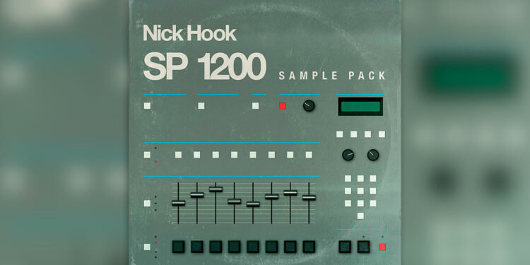 Бесплатные сэмплы E-Mu SP-1200 Reverb Nick Hook SP 1200