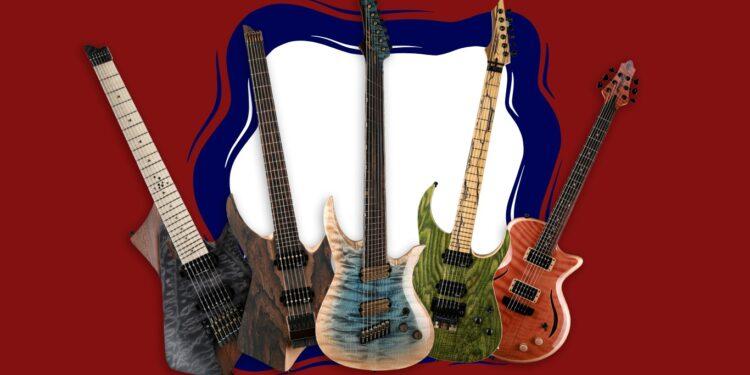 Российские гитары, кто в России делает гитары