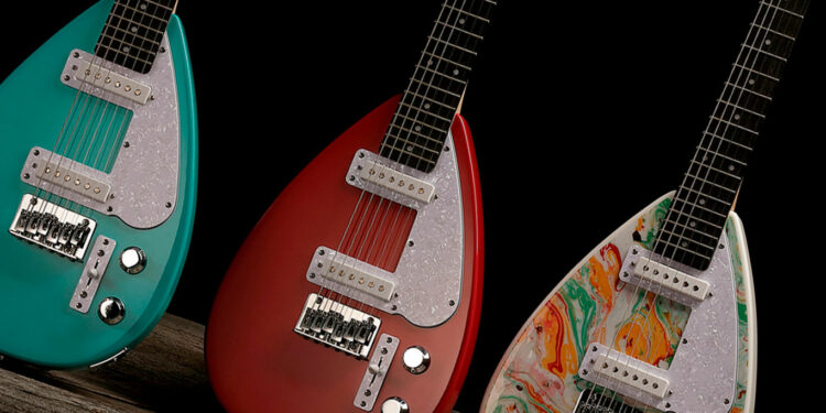 Новые гитары Vox Mark III Mini