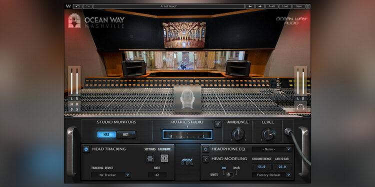 Waves Audio Nx Ocean Way Nashville