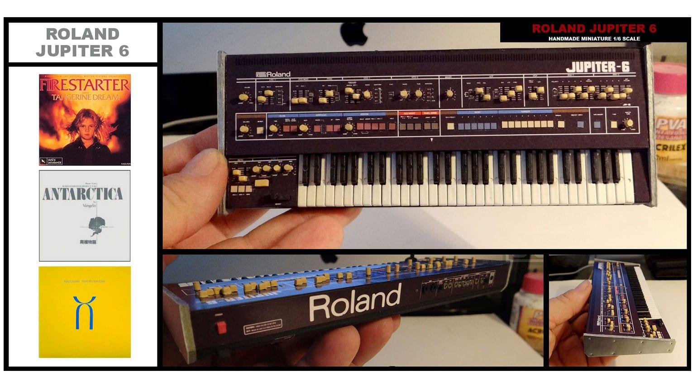 Миниатюра Roland Jupiter-6