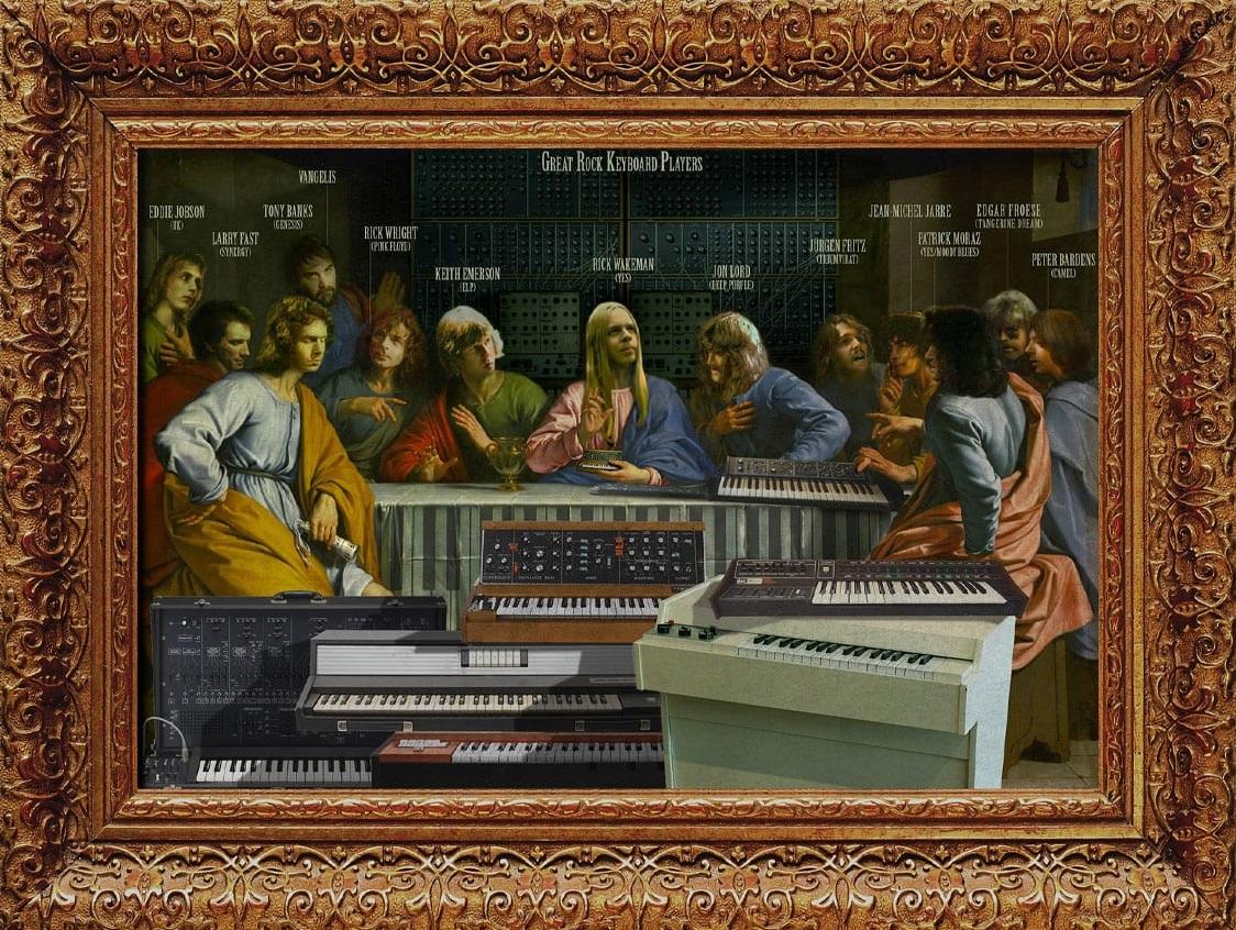 Величайшие клавишники в рок-музыке