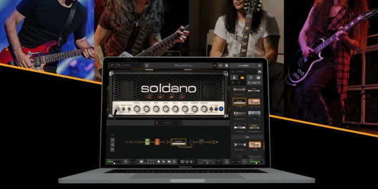 Бесплатные пресеты Soldano для AmpliTube 5