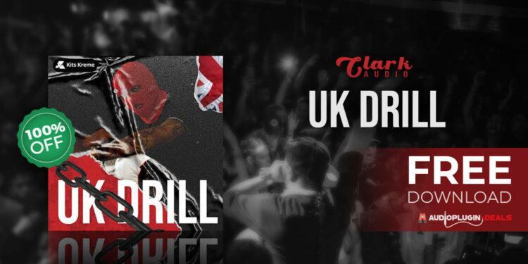 Clark Audio UK Drill бесплатный сэмпл-пак