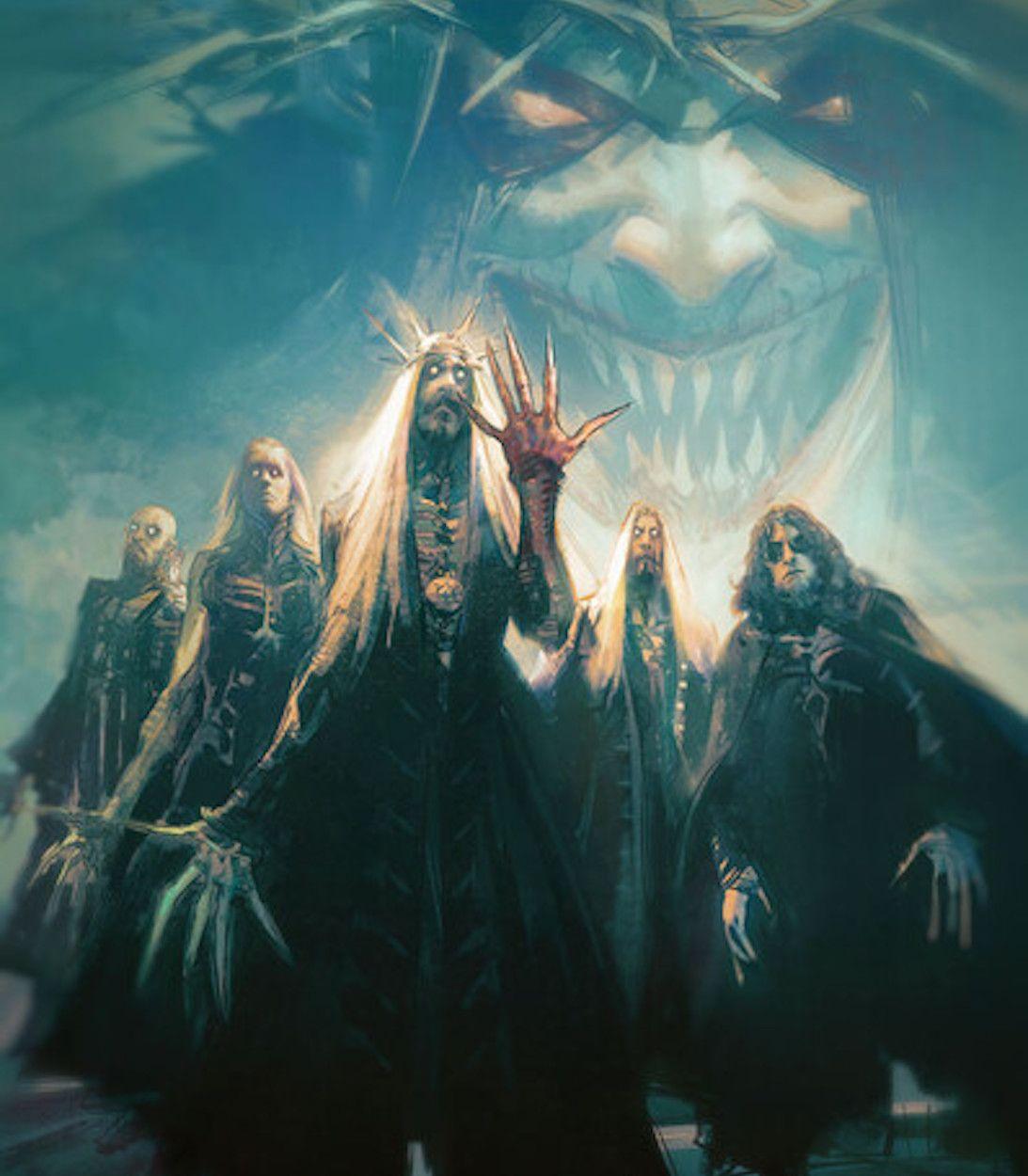 Dark Night Death Metal Band Edition Opeth