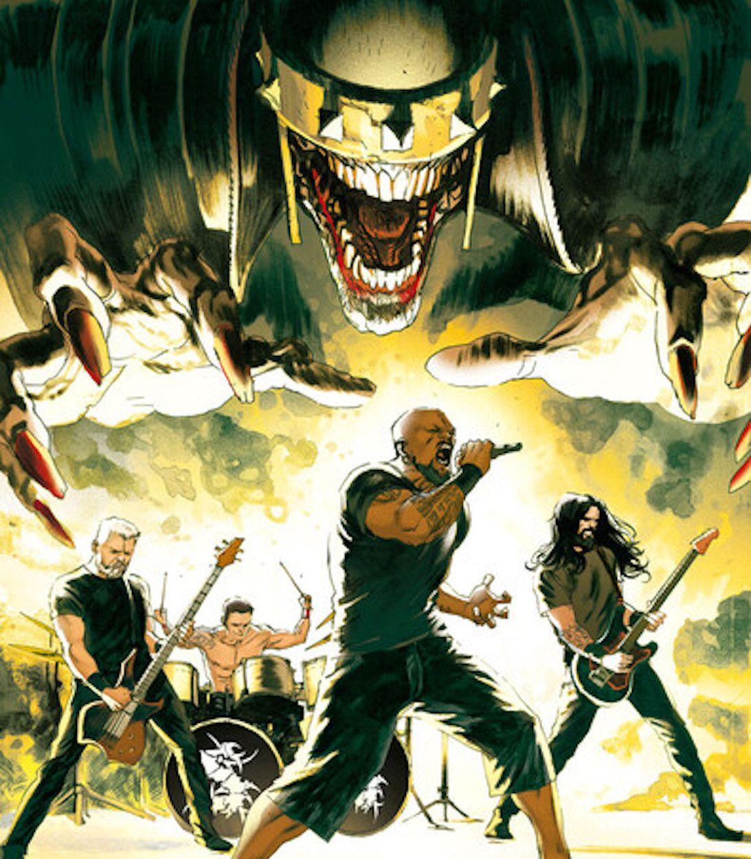 Dark Night Death Metal Band Edition Sepultura