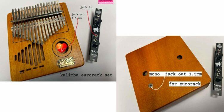 Error Instruments Kalimba
