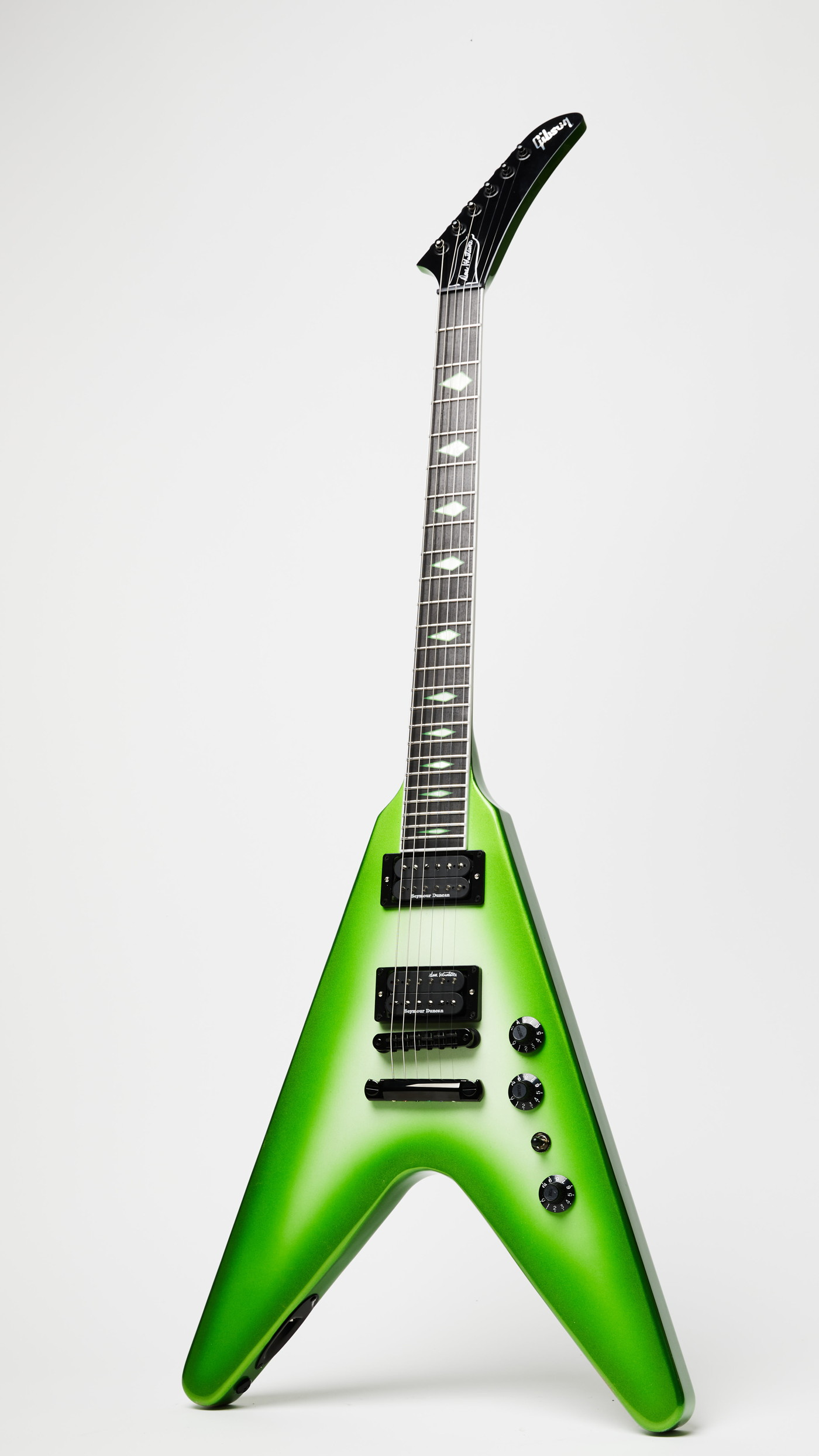 Gibson Dave Mustaine Flying V30th Anniversary 'Rust inPeace' Edition