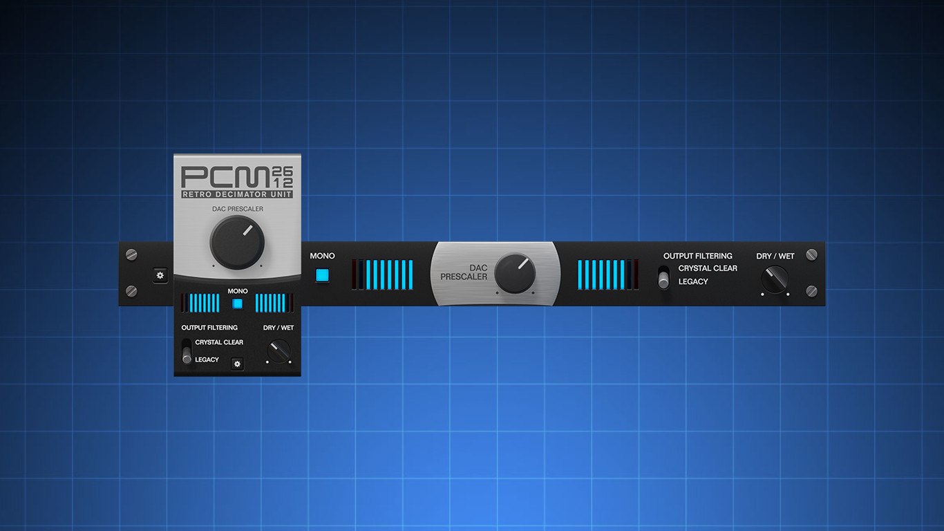 Inphonik PCM2612 бесплатный VST-биткрашер