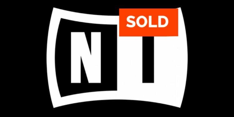 Native Instruments продана